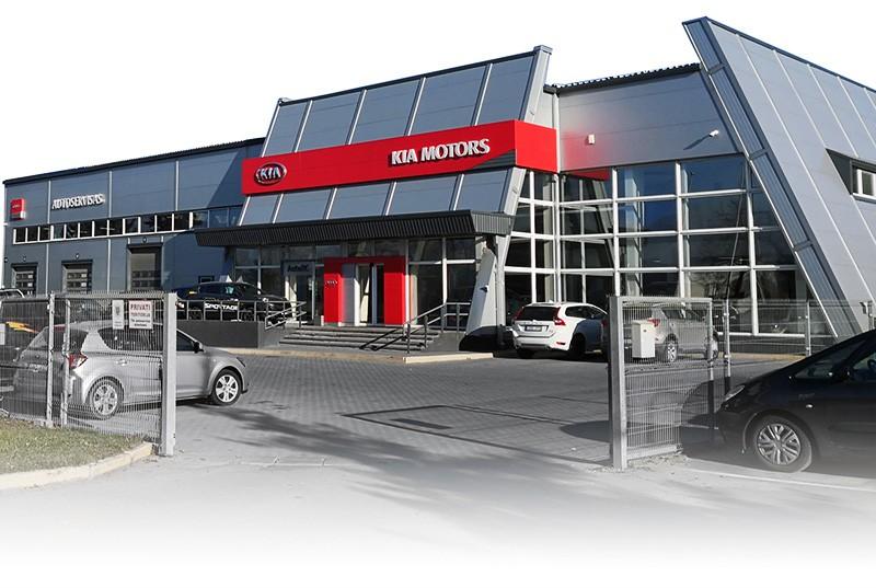 "AutoRC autoservisų tinklas | Mes esame oficialus ""KIA"" atstovas Lietuvoje."